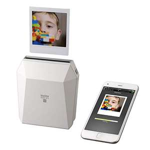 Fujifilm Instax Share SP-3 Sofortbild-Fotodrucker(Weiß)