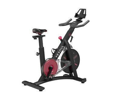 YESOUL S3 Smart Indoor Cycle in Schwarz und Weiß für nur 399 EURO mit kostenfreier Lieferung