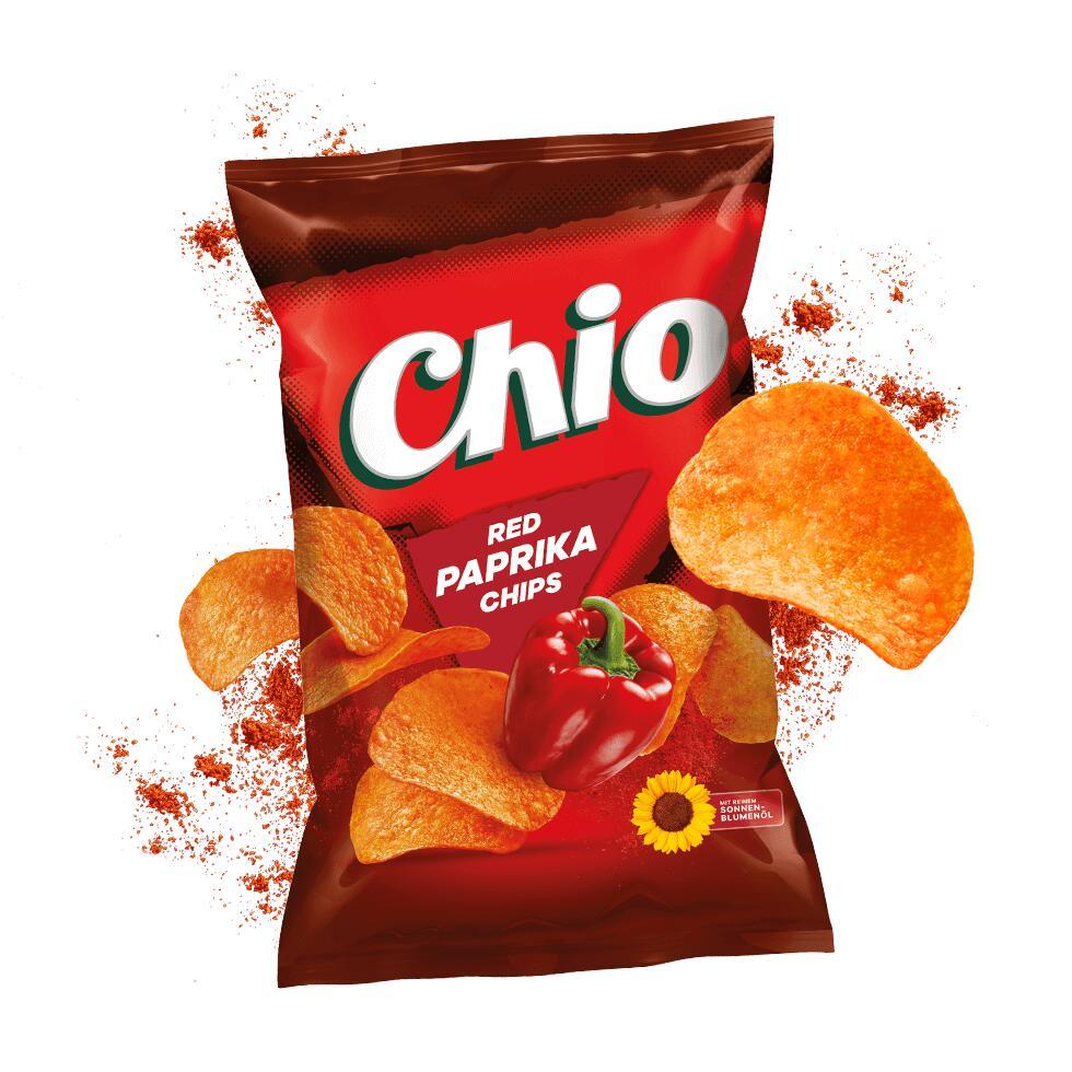 Lidl: Chio Chips Paprika in der 175 Gramm Packung, weitere Sorten erhältlich