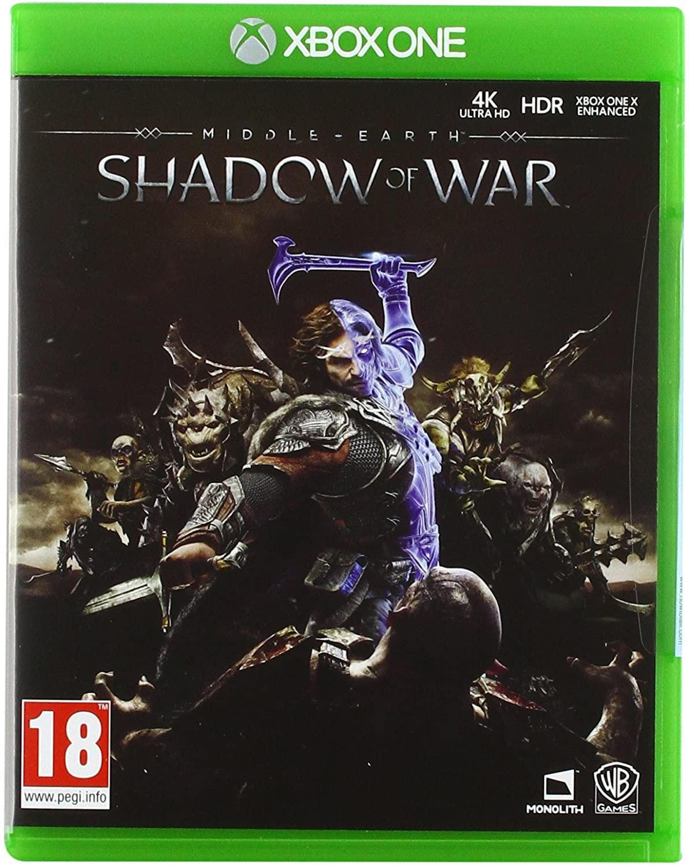 Mittelerde: Schatten des Krieges (Xbox One) für 5,31€ (Shop4DE)