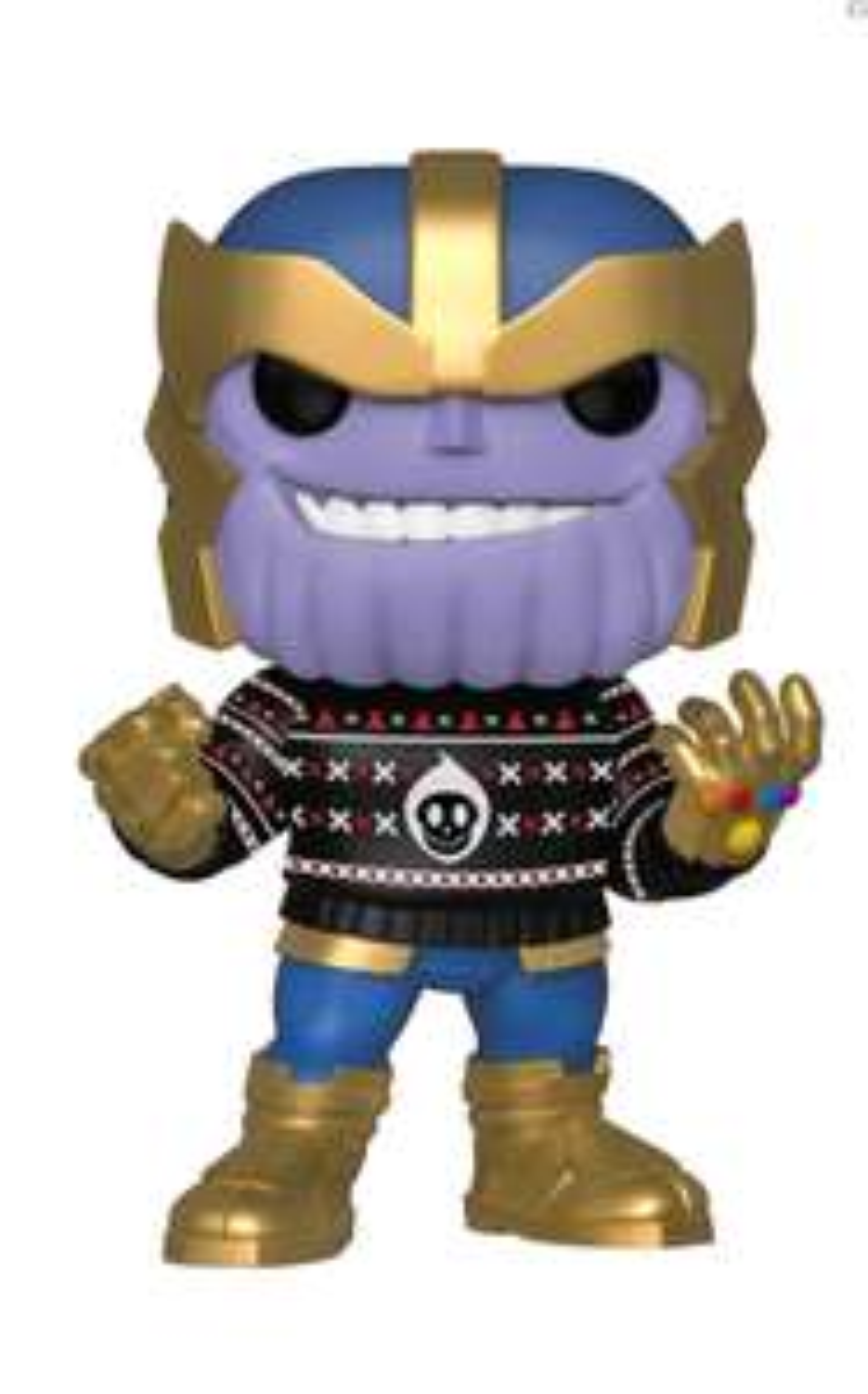 (Prime) Funko Pop! Marvel HolidayThanos (Mindestbestellmenge: 3 Stück)