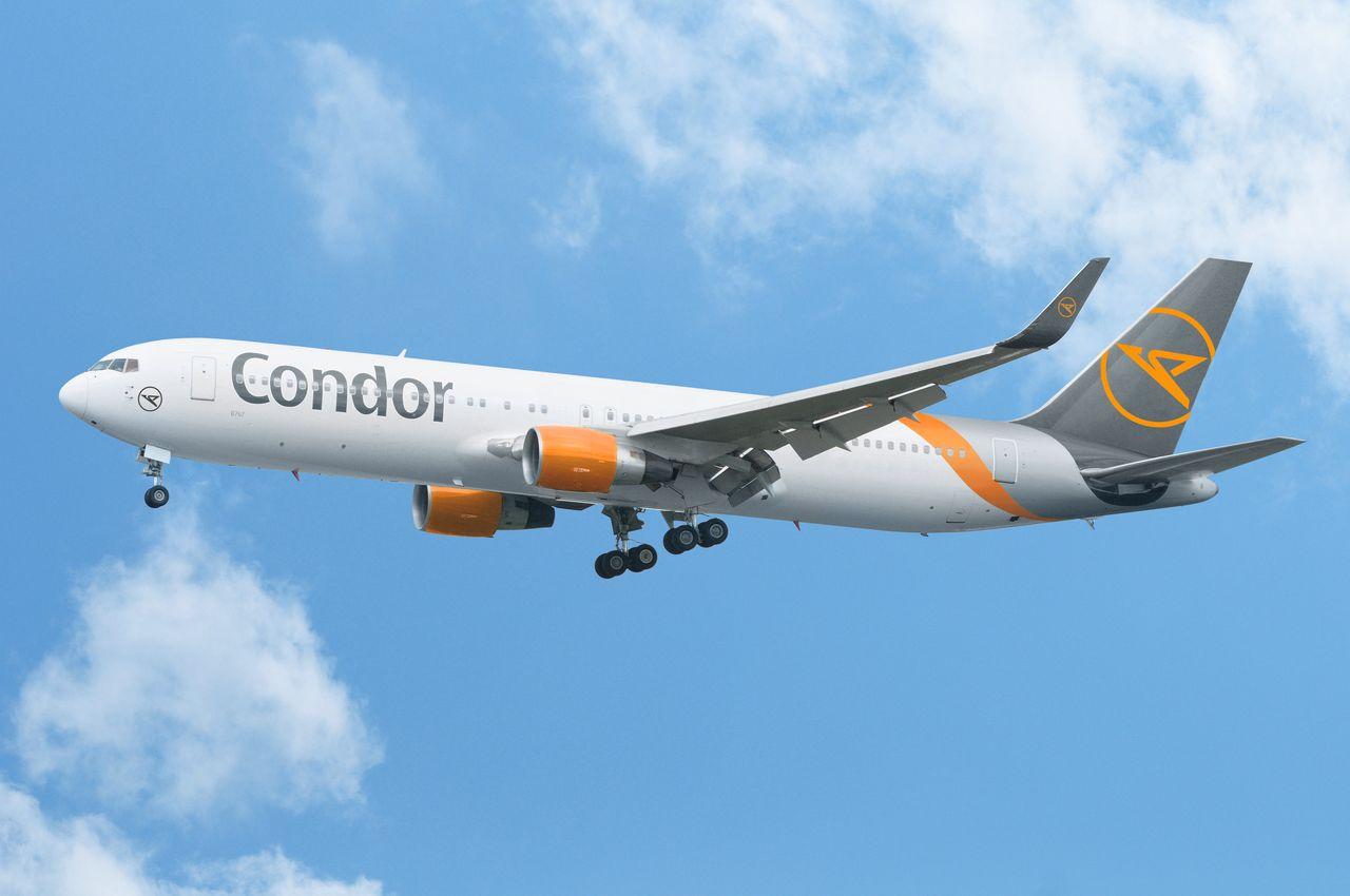 (Condor) Rabatt für Flüge 15€ auf Kurz- & Mittelstrecken / 40€ auf Langstrecken