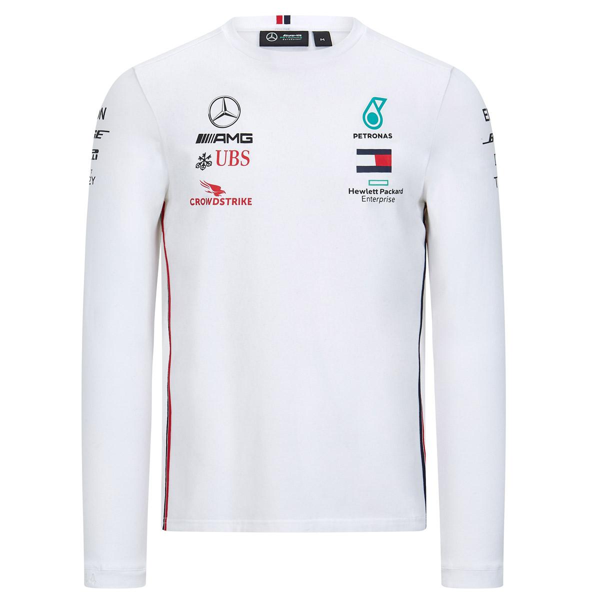 Mercedes Benz AMG Petronas Longsleeve 2020 für 48,95