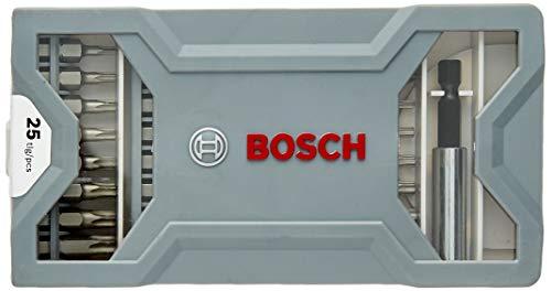 Bosch Professional 25tlg. Schrauberbit-Set mit Universalhalter (Prime)
