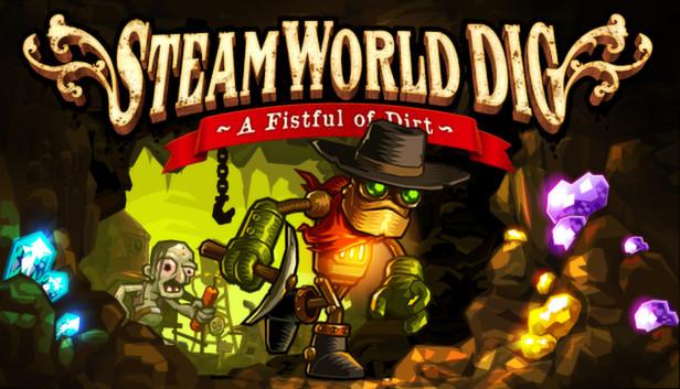 [steam] SteamWorld Dig für 2,49€; SteamWorld Heist für 3,74€; SteamWorld Heist - The Outsider für 1,99€