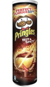 (Amazon Sparabo) 6x Pringles Hot & Spicy | Scharfe Chips | 6er Party-Pack (6 x 200g) oder auch andere Sorten (Sour Cream Onion, Classic)