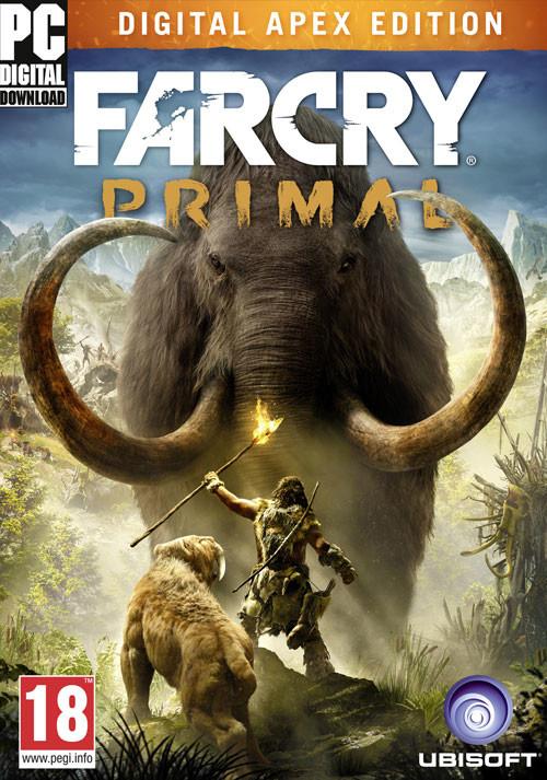Far Cry Primal - Digital Apex Edition für 5,32€ [Gamesplanet US] [Ubisoft]