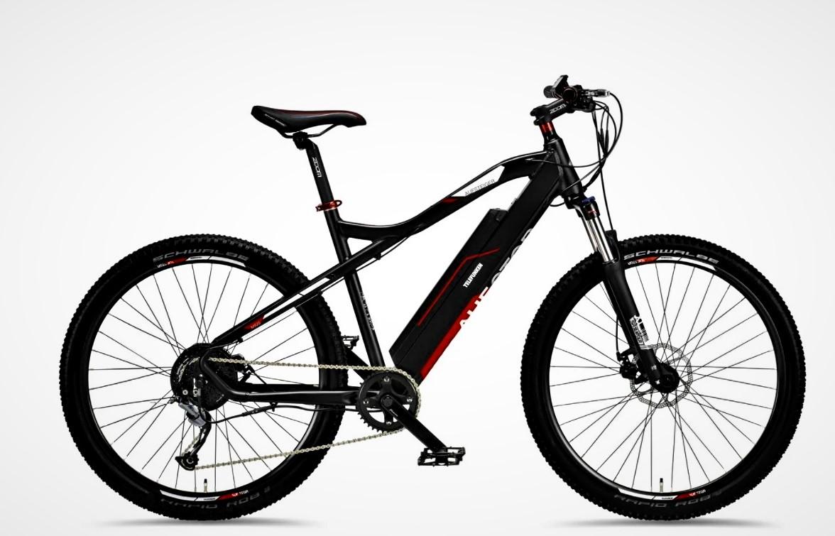 """29"""" TELEFUNKEN E-Bike Fahrrad M920 bis 150kg , RH 51cm, 250 Watt"""