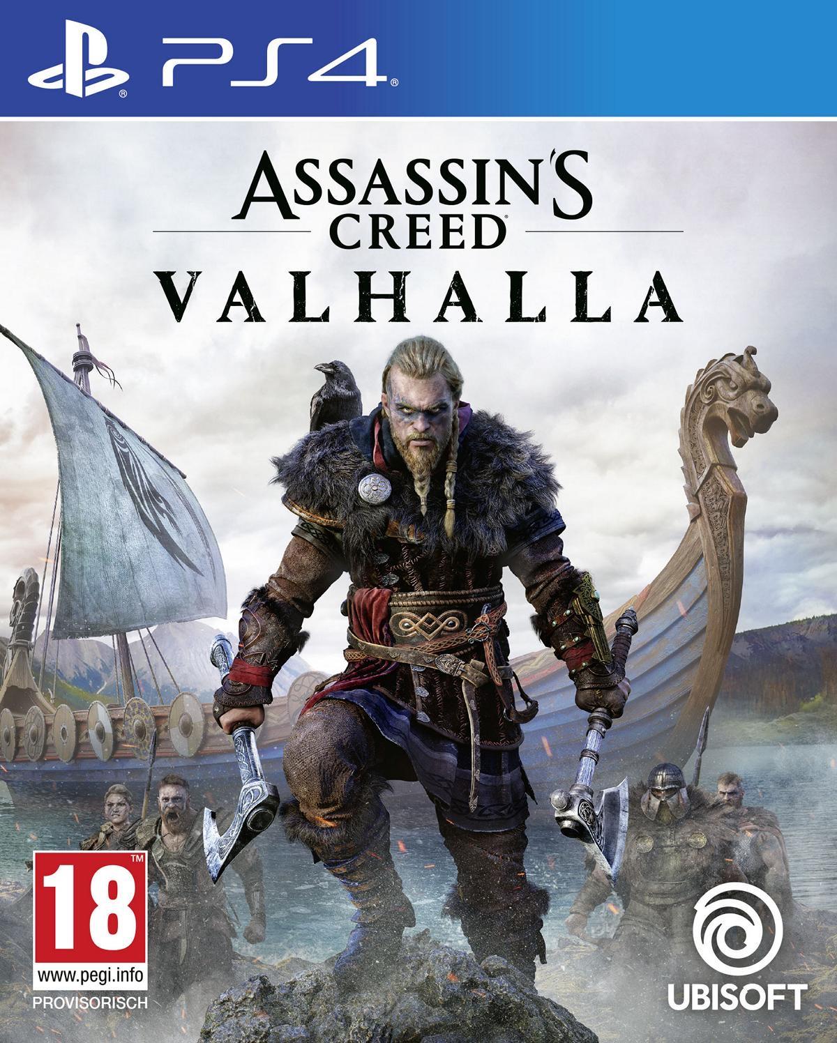 Assassin's Creed Valhalla Ps4 Playstation 4 oder XBox One für 29,99€ + Versand