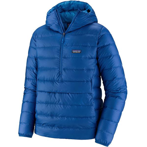 Patagonia Men's Down Sweater Hoody P/O - Daunenpullover - Farbe Superior Blue