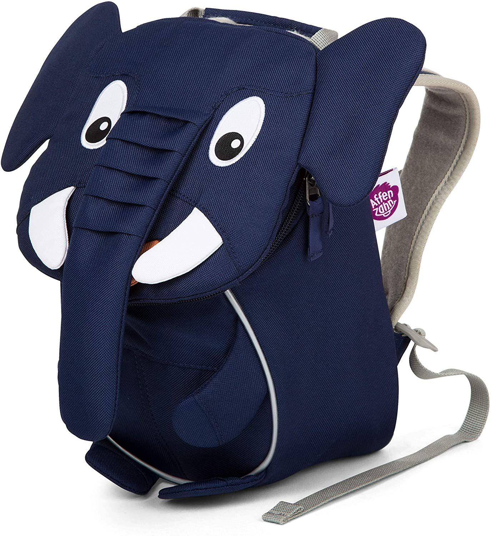 [Amazon UK] Spielzeug, Taschen, Bücher etc. Sammeldeal (10), z.B. Affenzahn Kindergartenrucksack Elefant blau