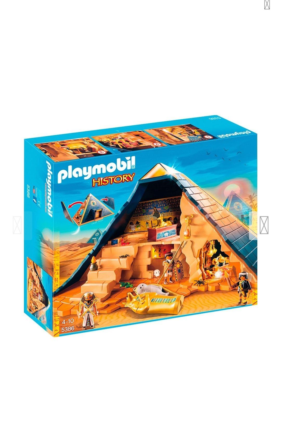 Die Pyramide des Pharaos von PLAYMOBIL