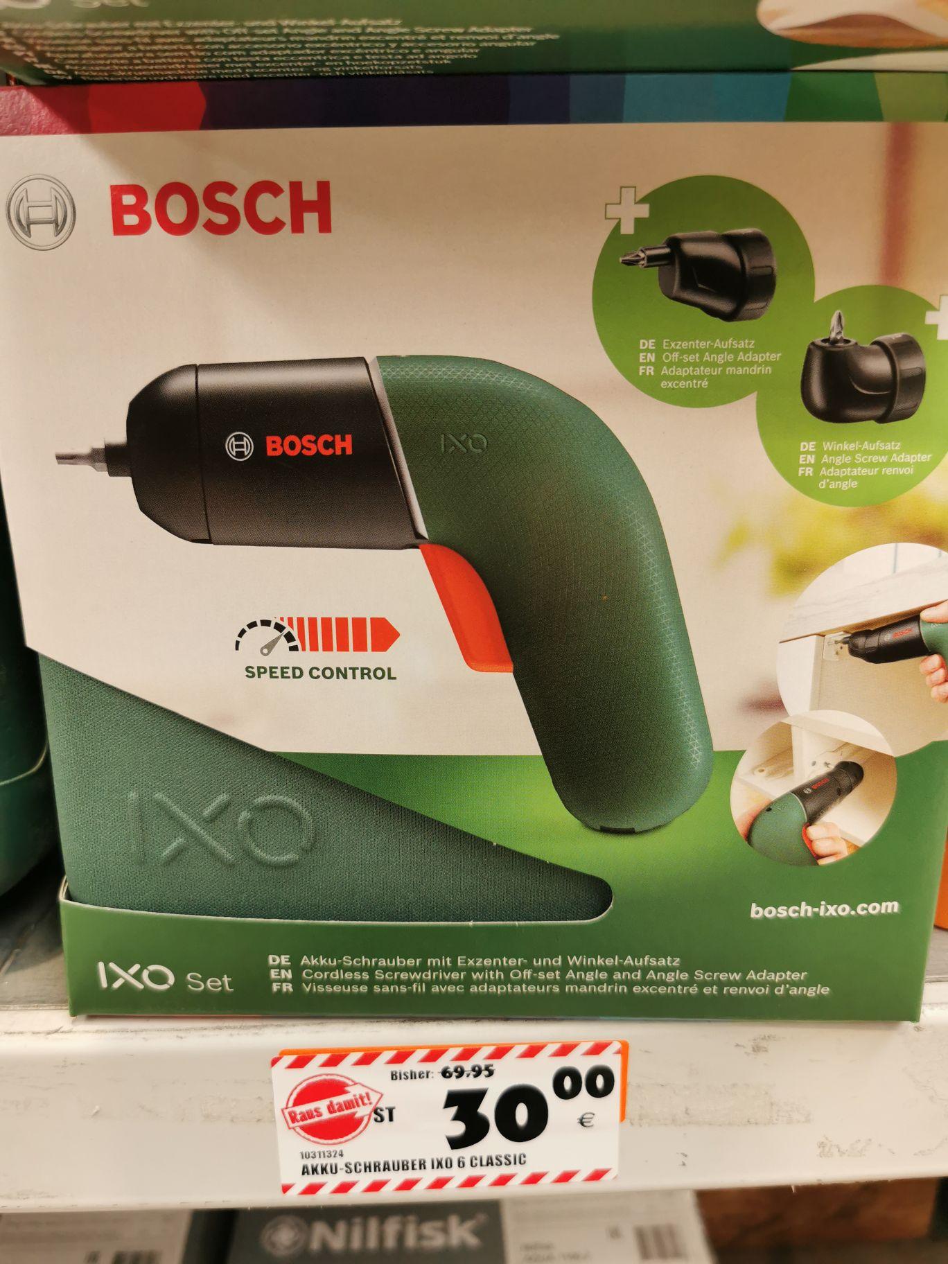 Lokal Bosch ixo 6 set Sinsheim