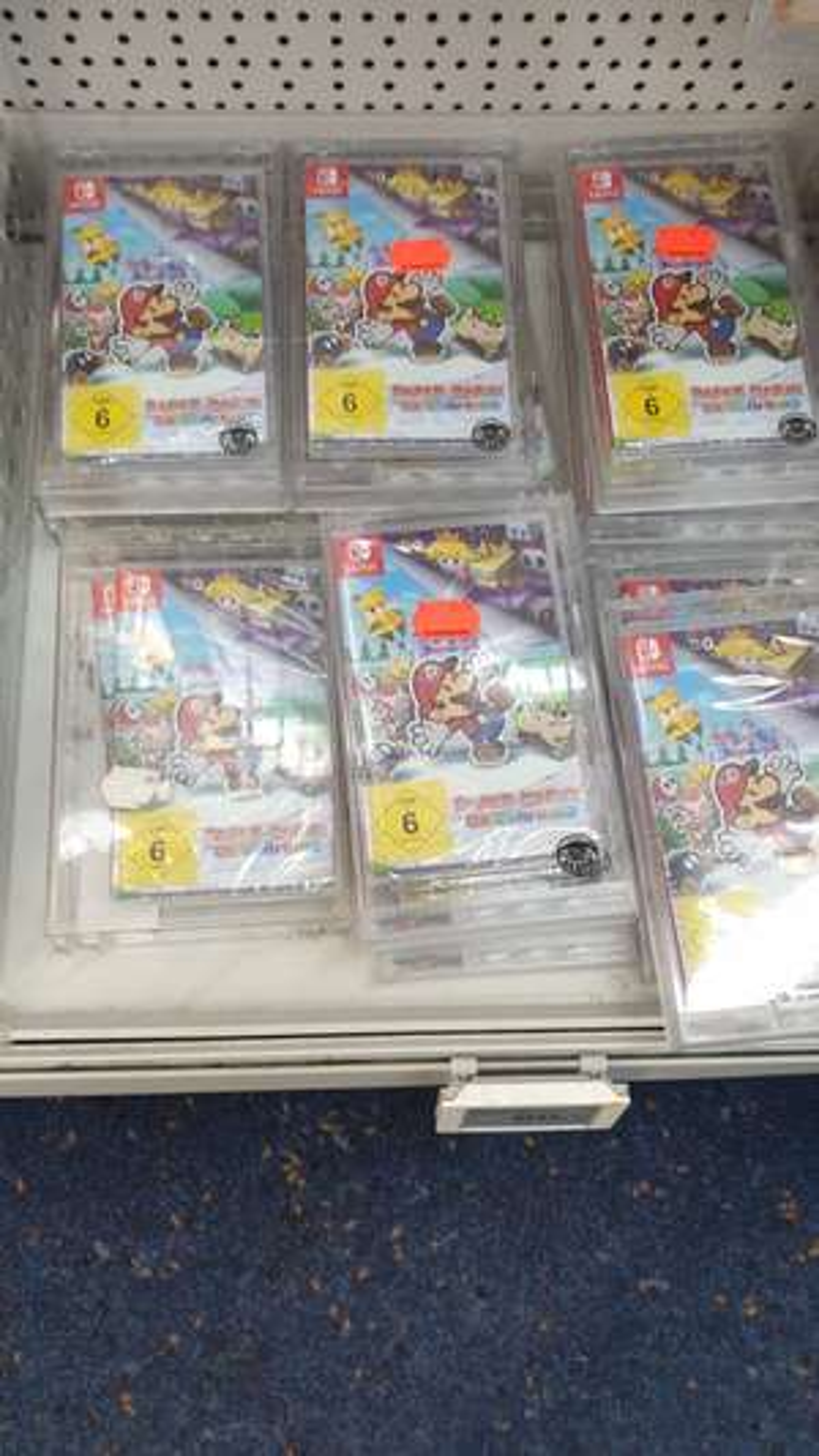 Local Saturn Osnabrück Paper Mario the Origami King für Nintendo Switch