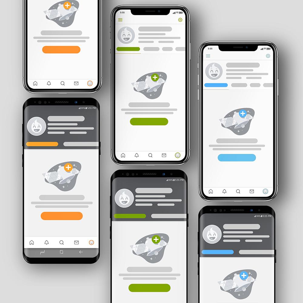 Wir werden ein paar Änderungen an unserer App-Navigation vornehmen
