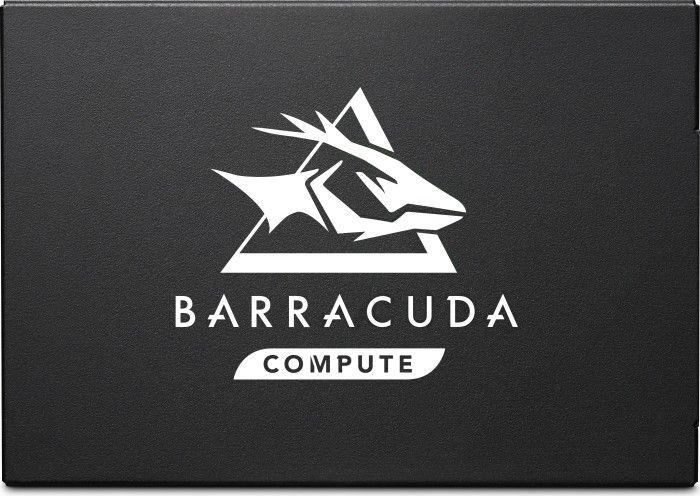 """Seagate BarraCuda Q1 SSD 960GB (2.5"""", SATA, 3D-NAND QLC, 3J Garantie)"""