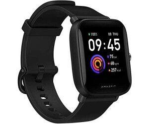 AMAZFIT Bip U, Smartwatch, 85 mm + 120 mm, Black [NBB]