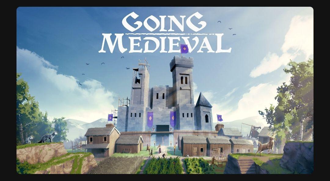 Going Medieval mit 10€ EPIC Gutschein