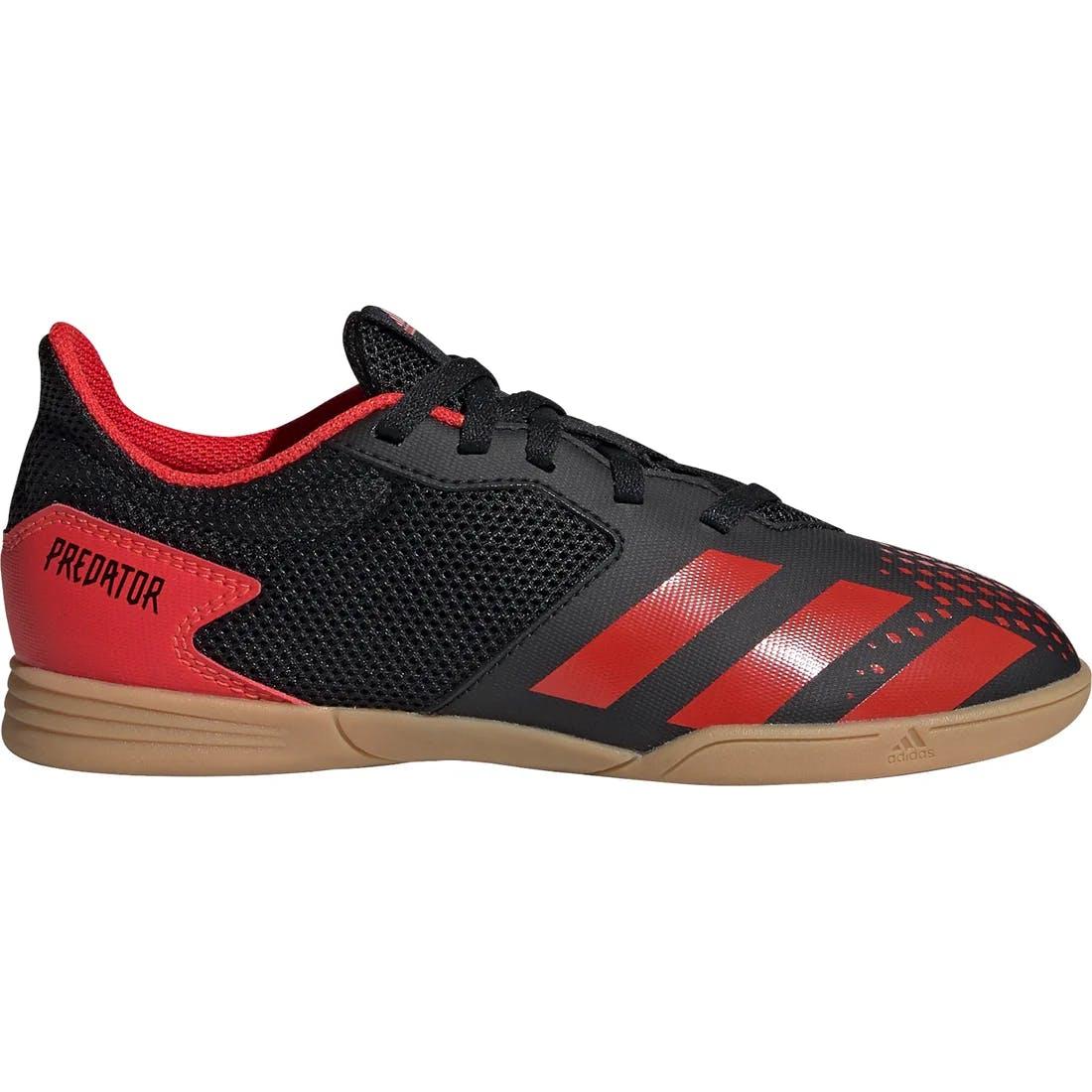 Adidas KIDS INDOOR FUSSBALLSCHUHE PREDATOR 20.4 ( Gr. 28 - 38 2/3 ) für 11,69 € + 3,90 € VSK
