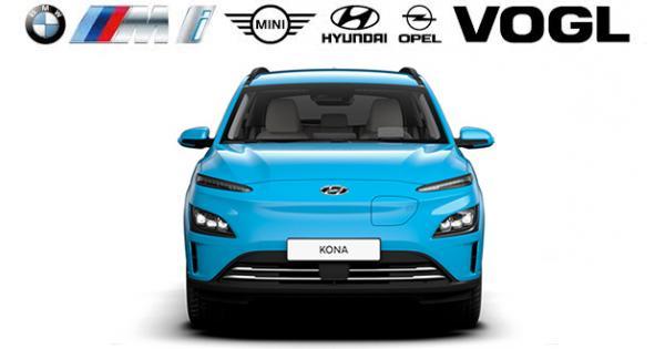 [Gewerbeleasing] [Bafa] Hyundai Kona Elektro (136PS) 305KM eff. 84,41 € netto / Monat