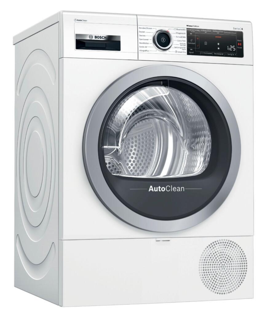 Bosch Wärmepumpentrockner WTX87MWIN + 120€ Adidas Gutschein
