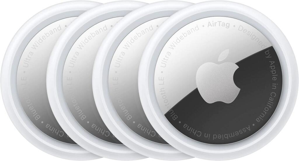 Vorbestellen! Apple AirTag (4 Pack) bei Galaxus (Lieferung zwischen Sa 24.7. und Sa 21.8.)