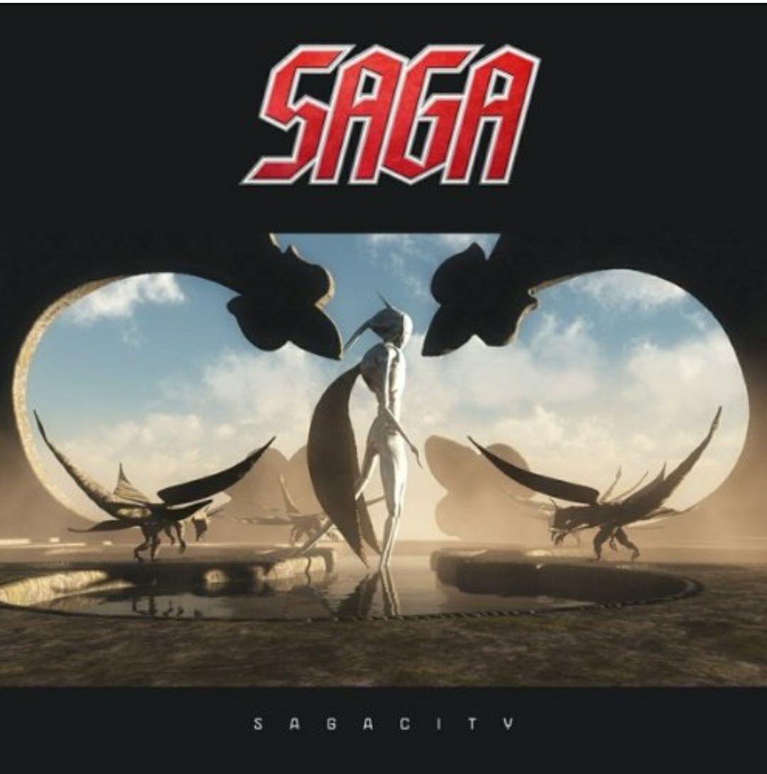 (Prime) Saga - Sagacity (Vinyl LP)