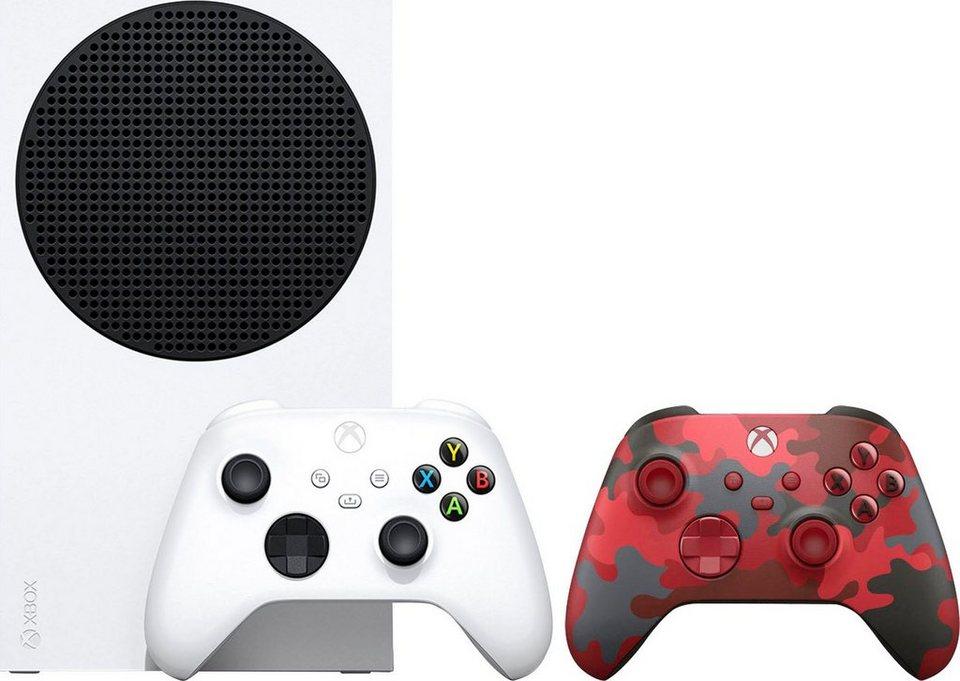 Xbox Series S, inkl. 2. Controller - Daystrike Camo SE