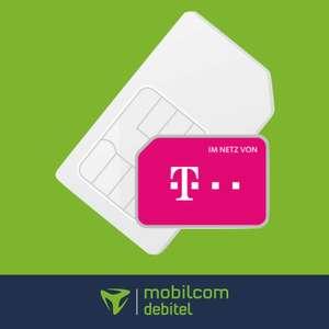 [Telekom-Netz] 18GB green LTE Tarif von Mobilcom-Debitel für 14,99€ / Monat mit VoLTE, WLAN Call, Allnet- & SMS-Flat