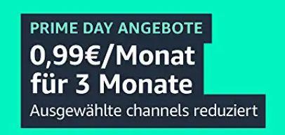 [Prime] Ausgewählte Amazon Video Channels drei Monate lang für 0,99€/Monat
