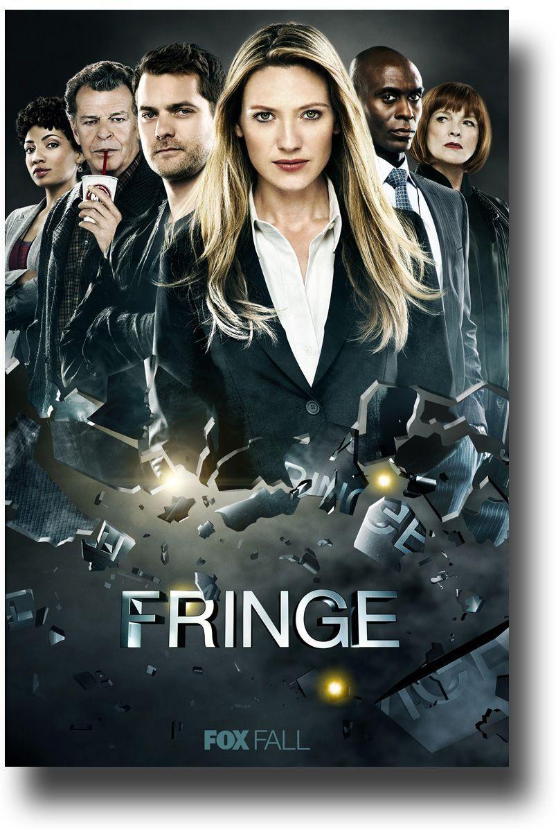 Fringe Staffel 1-5 (HD) , je 4,99 (Prime Video)
