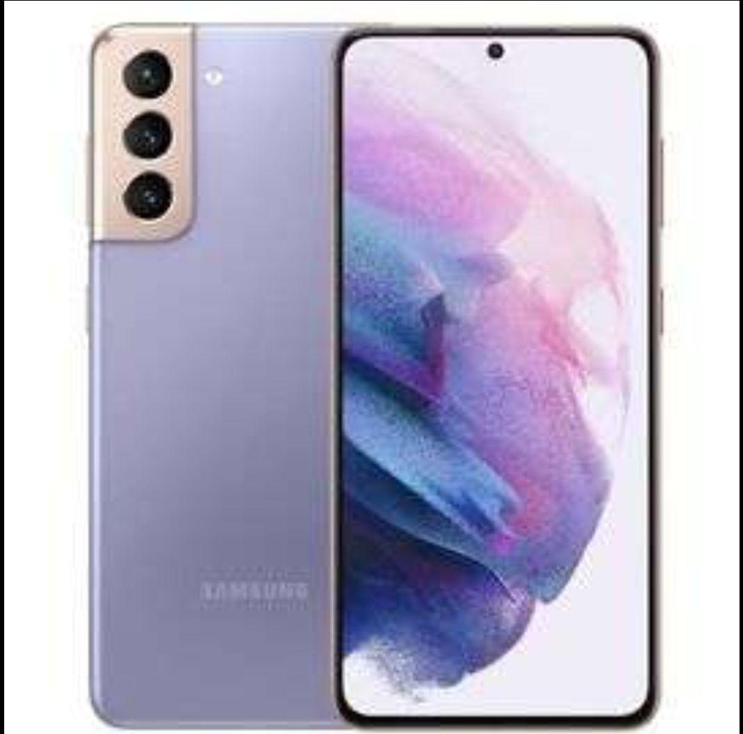 Samsung Galaxy S21 5G Smartphone - Full HD + 120Hz AMOLED, HDR10+, 8 GB RAM, 128 GB, Snapdragon 888