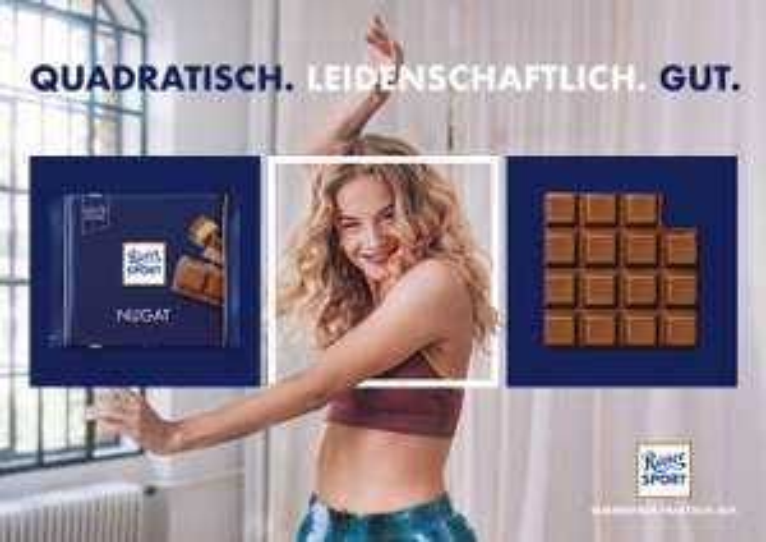 Ritter Sport Tafelschokolade Bunte Vielfalt versch. Sorten, Globus Supermarkt