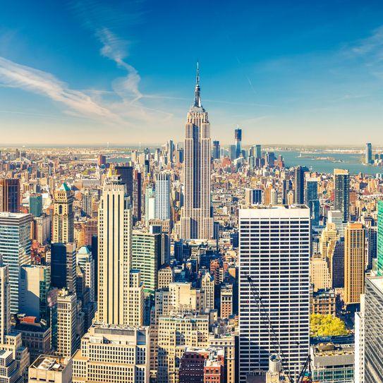 Flüge: New York / USA (Nov-Mai) Oneworld Business Class von Berlin, Frankfurt, München, (...) ab 1079€