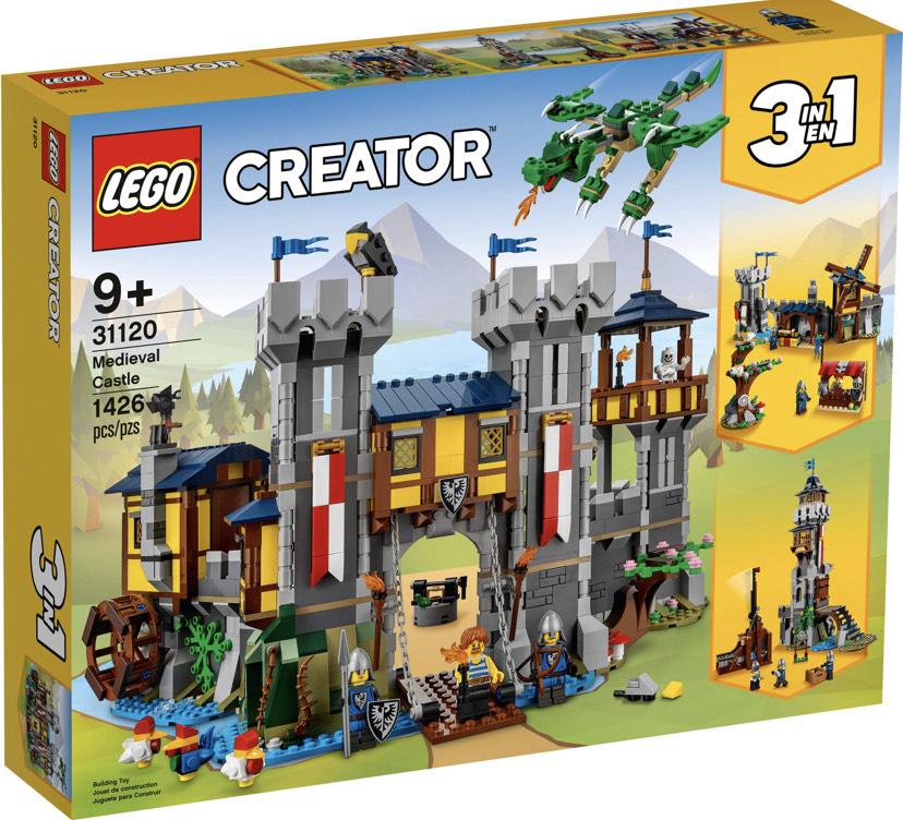 LEGO® Creator 31120 Mittelalterliche Burg
