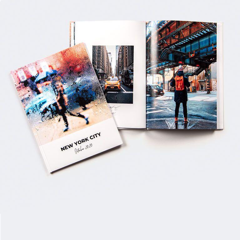 [MyPoster] Fotobuch Hardcover A4 ohne Seitenbegrenzung (max. 156 Seiten)