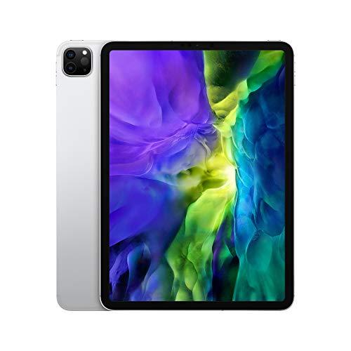 Apple iPad Pro 11 (2020) 1 TB Wi-Fi + Cellular Silber (amazon.co.uk)