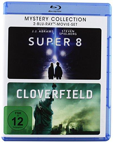 Super 8 & Cloverfield [Blu-ray] für 7,68€ bei SolfireMedia@Amazon