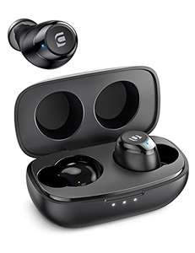 UGREEN Hitune Wireless Earbuds - USB-C - 6 Std. Akkulaufzeit (18 Std. durch Aufladebox) - Mikrofon