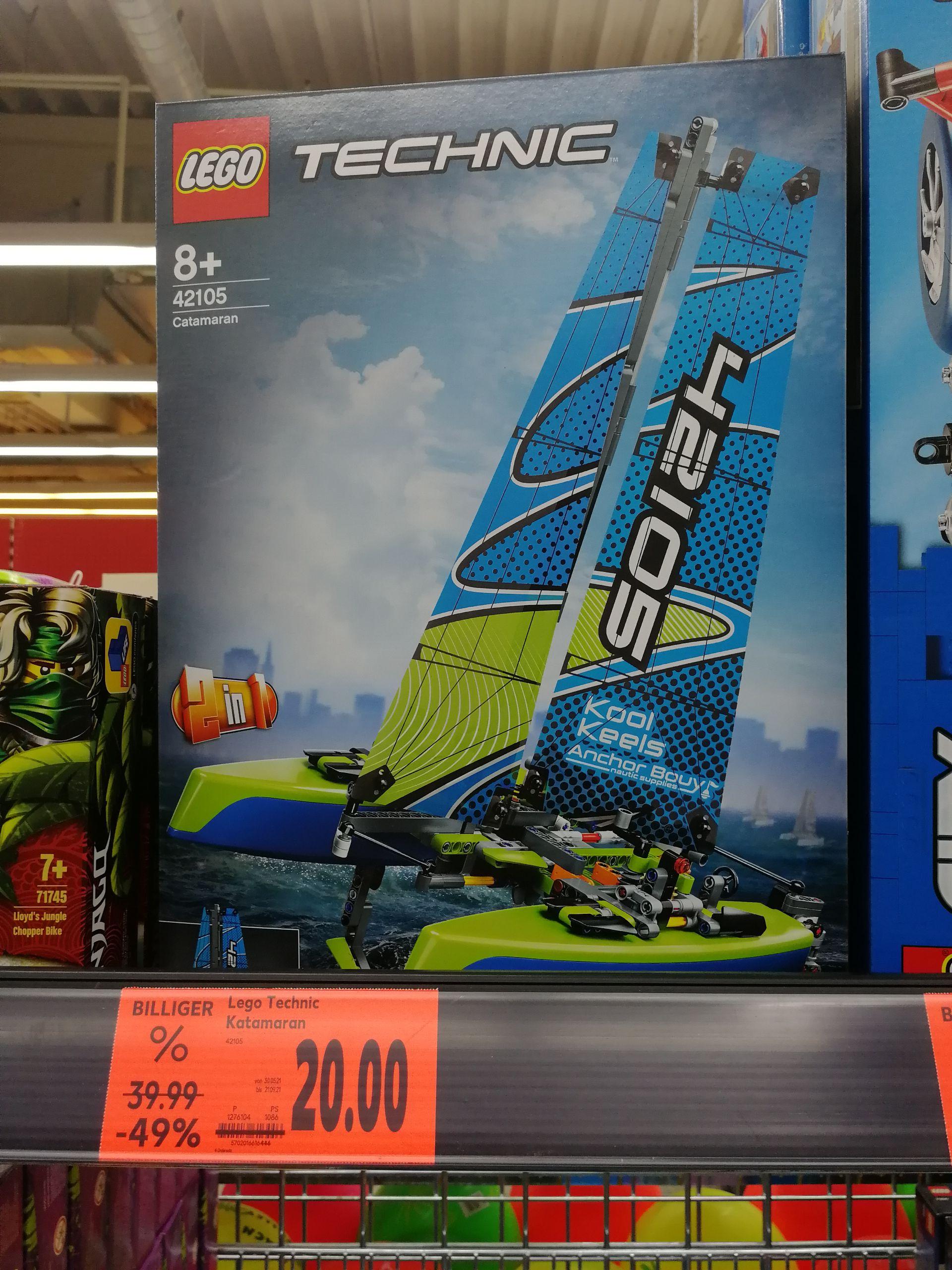 42105 LEGO Technic Katamaran (lokal Wittenberge)