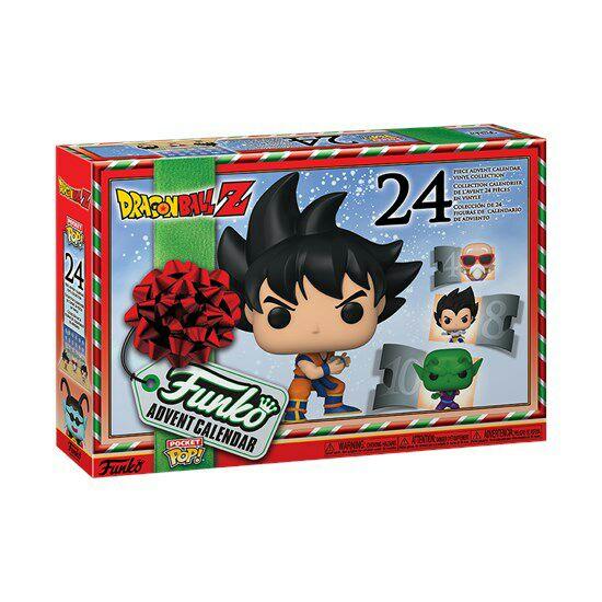 Dragon Ball Z - Funko-POP!- Adventskalender (GameStop)