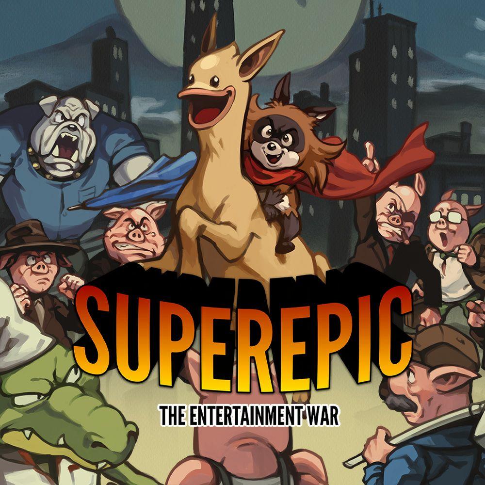 [Nintendo Switch eShop] Superepic: The Entertainment War für 1,49€
