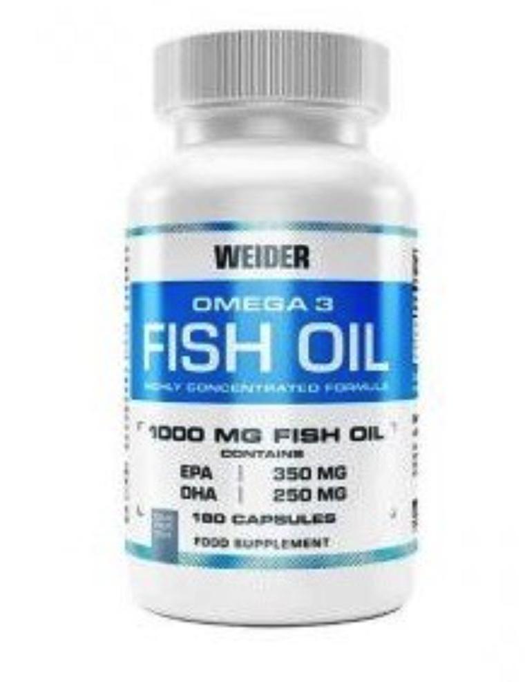 Weider Fisch Öl 180 Kapseln mit 60% Omega-3 Anteil € 18,90 statt € 39,80 Interessante Mengenstaffel bis -33 % auf den Angebotspreis