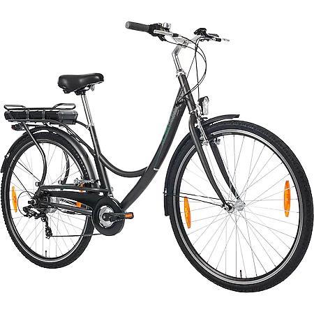 "Teutoburg Wave XXL City E-Bike 28"" Senne Elektro Fahrrad"