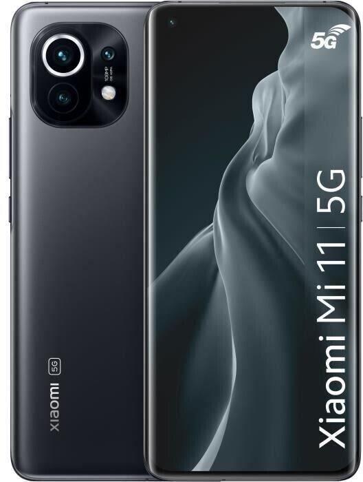 [MediaSaturn bundesweit offline] Xiaomi Mi 11 256GB im O2 Blue (12GB LTE 50Mbit, Allnet/SMS, VoLTE) mtl. 19,99€ einm. 29€