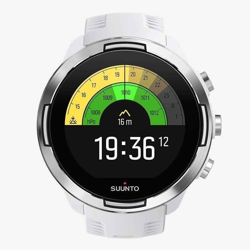 [Prime] Suunto 9 Baro White Outdoor- & Fitnesswatch