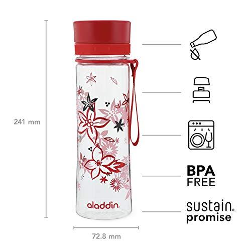 (Amazon Prime) Aladdin Aveo Trinkflasche 0,6 Liter