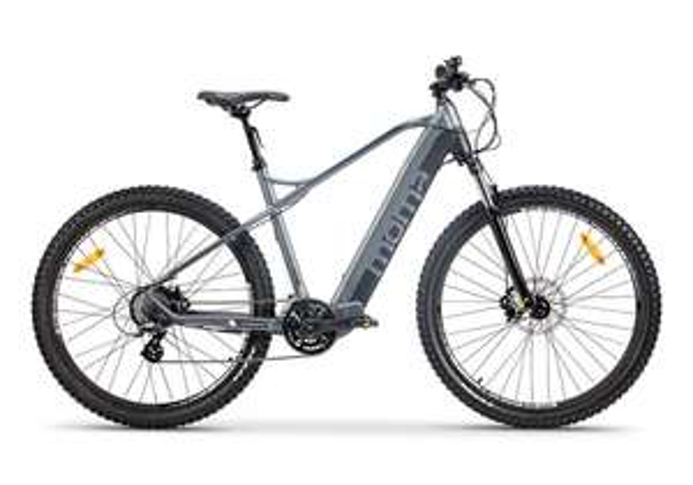 "Moma Bike: Hardtail, Pedelec E-MTB 29"", 624Wh Akku im Rahmen integriert, Shimano Altus 24-Gang"