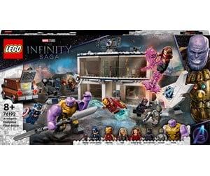 LEGO Marvel Super Heroes 76192 Avengers: Endgame – Letztes Duell