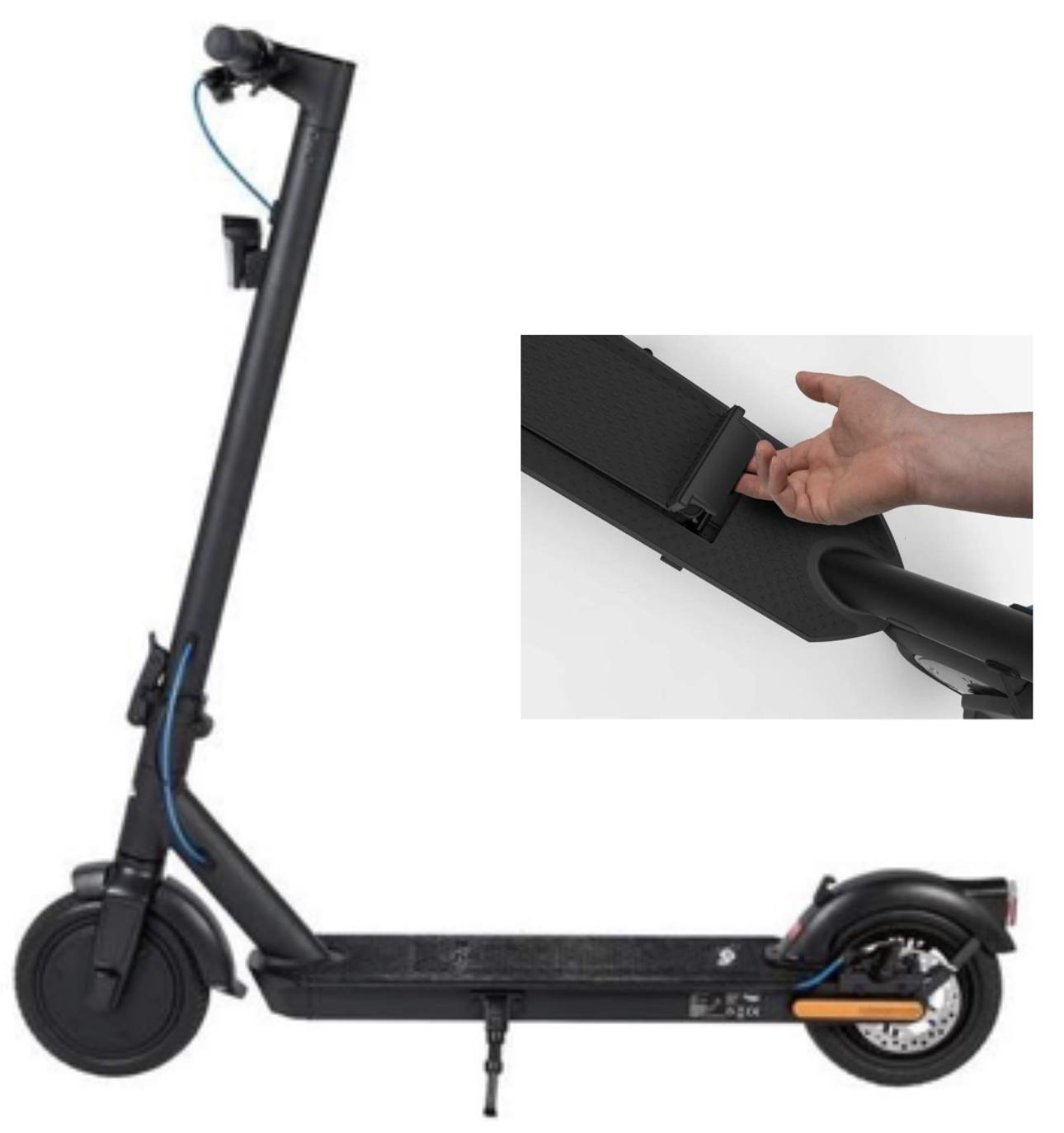 Lidl lokal: Doc Green EWA 6000 EKFV E-Scooter mit entnehmbarem Akku und Straßenzulassung für 299€